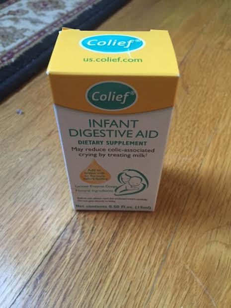 unnamed1 Colief Infant Digestive Aid   Relief for Achy Tummies #ColiefMOMents