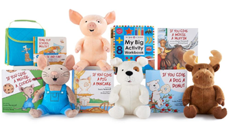 unnamed2 Kohls Care for Kids Books and Plush Toys Review and Giveaway