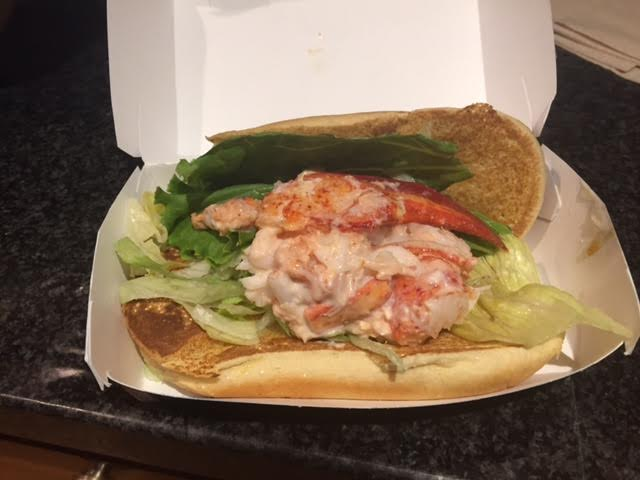 unnamed3 Lobstah is back at McDonalds!!!