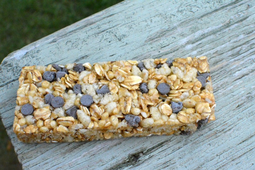 DSC 0259 1024x682 MARVEL Chewy Granola Bars  Lets Make a Cherry Dump Cake!!