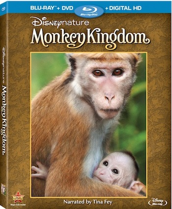 unnamed 21 Monkey Kingdom Out on DVD TODAY!!
