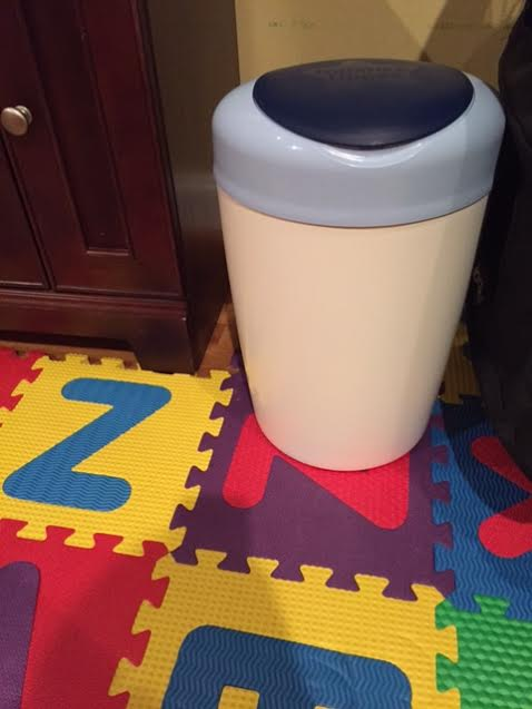 unnamed 45 Tommee Tippee Simplee Diaper Pail  Perfect to Take Away the Smell!