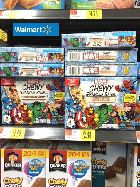 unnamed5 MARVEL Chewy Granola Bars  Lets Make a Cherry Dump Cake!!