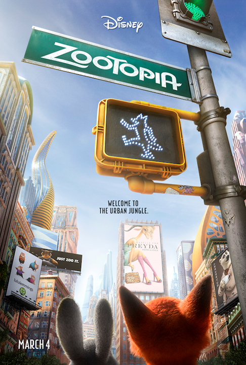 unnamed7 ZOOTOPIA   New Poster Now Available!!! #Zootopia
