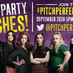 #PitchPerfect2Party Twitter Party Saturday 9/26 8 PM EST! @PitchPerfect