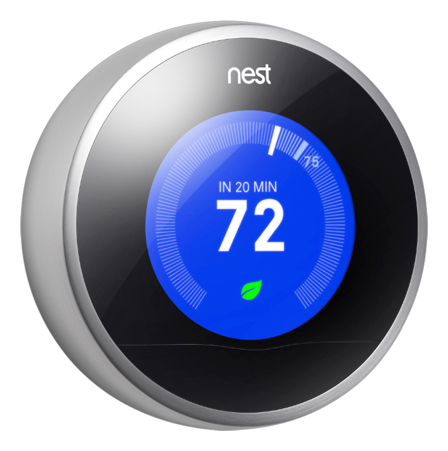 6913825an 0 The Nest Smart Thermostat from Best Buy!