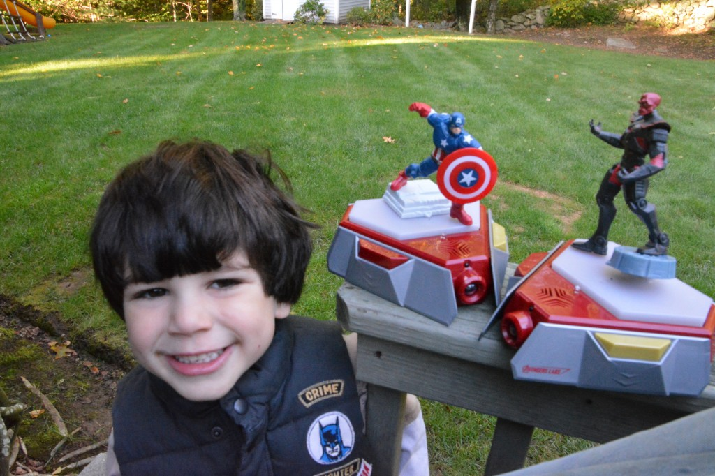DSC 0400 1024x682 Disney Playmation Review and a $150 Babies R Us Gift Card Giveaway!!