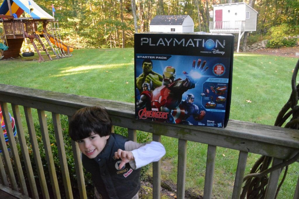 DSC 0401 1024x682 Disney Playmation Review and a $150 Babies R Us Gift Card Giveaway!!