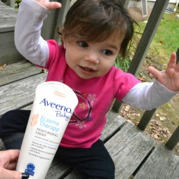 Why Our Family Loves AVEENO® Baby Eczema Therapy?!