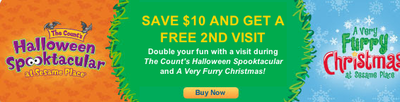 Screen Shot 2015 10 29 at 12.14.22 PM Last weekend of The Counts Halloween Spooktacular! #SesamePlace