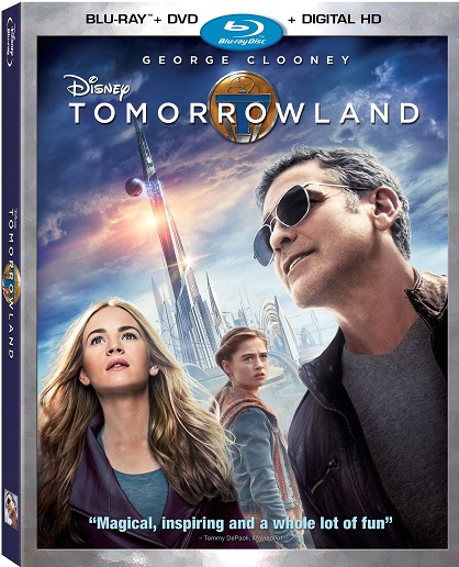 TomorowlandBlurayComboArt31 My Interview with the Director of Tomorrowland, Brad Bird! #TomorrowlandBloggers