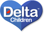 delta children logo Why We Love Delta Children Toy Box!