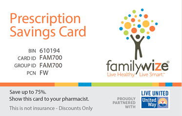 unnamed 11 FamilyWize Prescription Savings Card! Download your FREE e book here!!