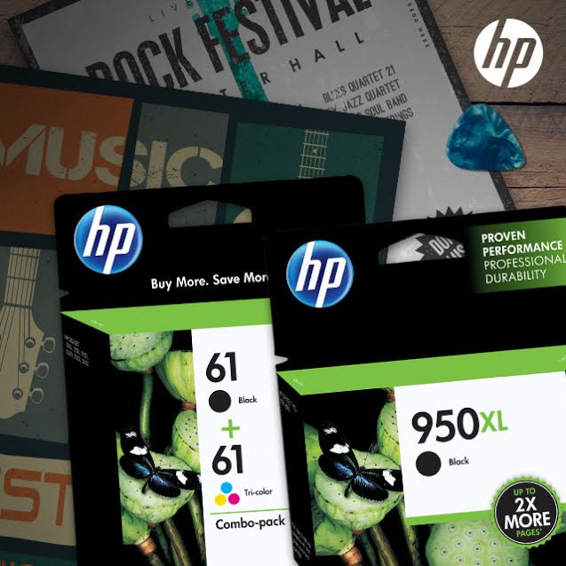 unnamed 14 Buy one Original HP Ink, get a 2nd cartridge of equal or lesser value for 40% off!! #HPink