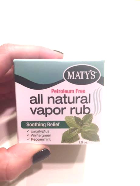 unnamed 23 All Natural Vapor Rub from Matys Healthy Products!