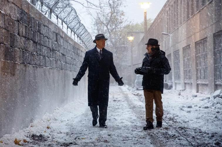 unnamed 42 DreamWorks Pictures BRIDGE OF SPIES comes out FRIDAY! #BridgeOfSpies