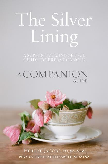 unnamed15 Breast Cancer Awareness Month and a HUGE giveaway ( Hollye Jacobs' The Silver Lining Companion Guide and a $50 dollar Visa gift card)