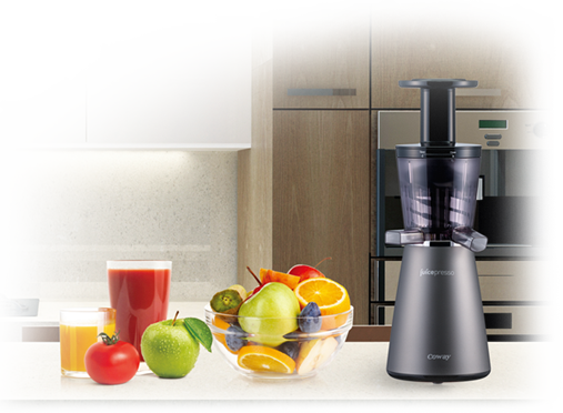 whyjuice right Juicing with the Juicepresso Slow Juicer  An AMAZING Juicer!