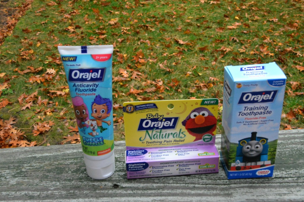 DSC 0507 1024x682 Orajel™ Kids  Oral Health for Kids + Smilestones Giveaway #SmileStones