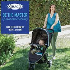 unnamed 35 Graco Pace Click Connect Travel System Review + Giveaway!!!
