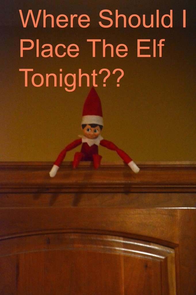 DSC 0618 682x1024 Oh Boy..Judy The Elf On The Shelf Is Back!!! Ideas to Hide Your Elf on The Shelf! #ScoutElfReturnWeek