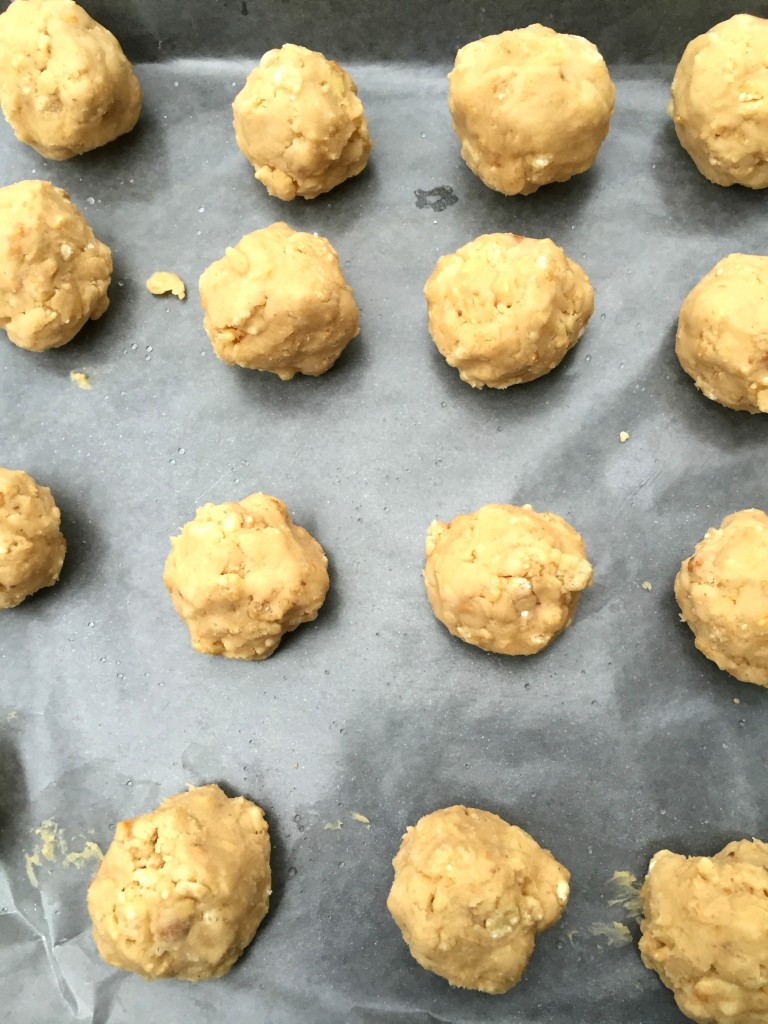 IMG 7471 768x1024 The MOST AWESOME Peanut Ball Recipe for the Holidays!