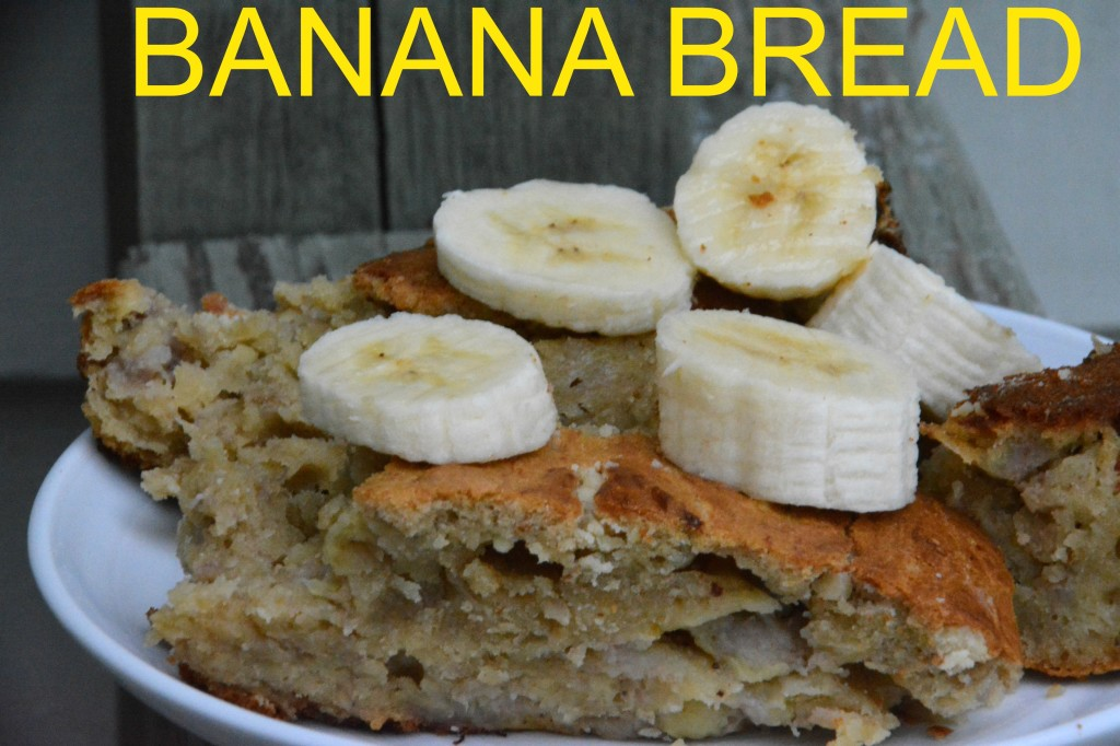 DSC 0680 1024x682 My Unique Banana Bread Recipe! Try it Today!