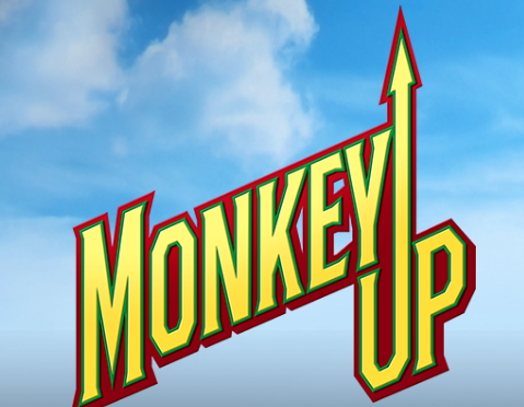 Screen Shot 2016 01 19 at 2.24.28 PM The Creators of AIR BUD and AIR BUDDIES Present An Exciting All New Family Movie Monkey Up!