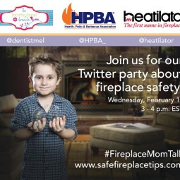 RSVP for the #FirePlaceMomTalk 2/10 3-4 PM EST! PRIZES!!