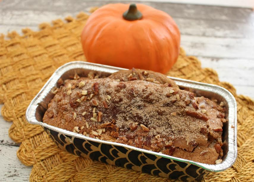 unnamed 91 Pumpkin Pecan Loaf Recipe!! Delicious and Easy!