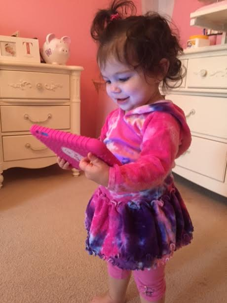 Little Scholar learning tablet