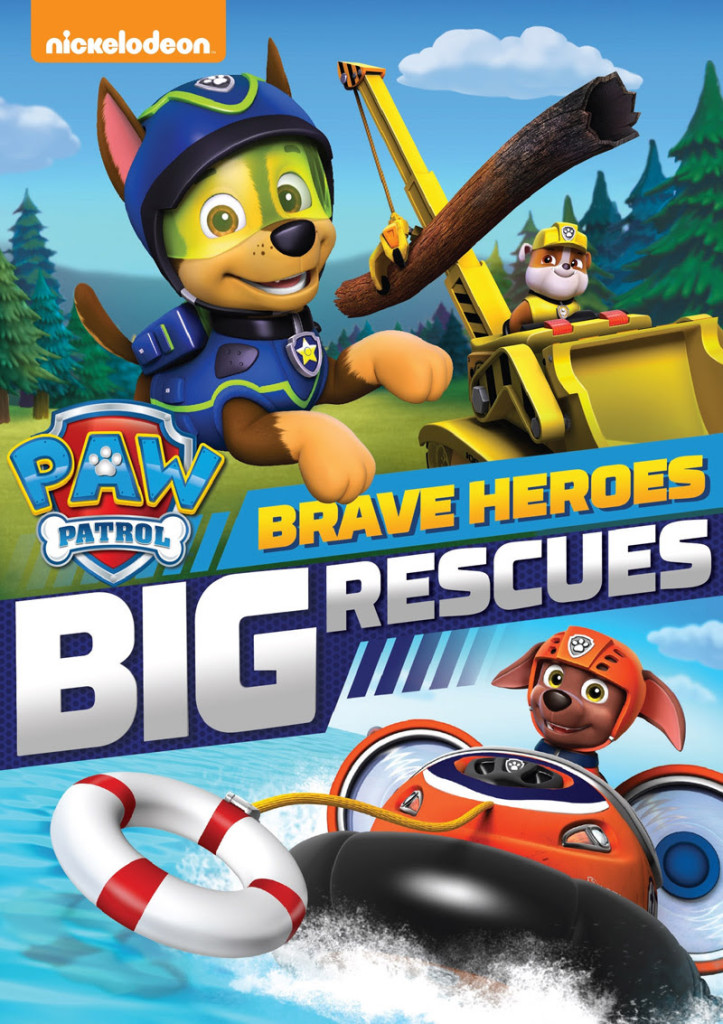 unnamed10 723x1024 PAW Patrol: Brave Heroes, Big Rescues available on DVD March 1!