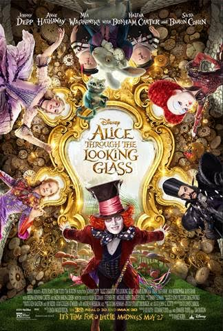 unnamed8 P!nk To Partner With Disneys ALICE THROUGH THE LOOKING GLASS + New Poster!!! #DisneyAlice