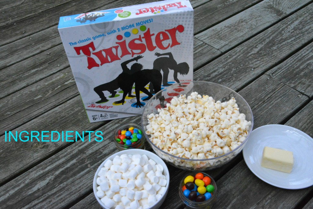 DSC 0941 1024x682 Family Game Night in Three Easy Steps + a M&Ms® Popcorn Ball Recipe!