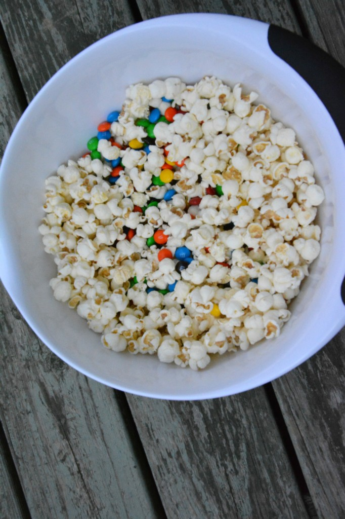 DSC 0942 682x1024 Family Game Night in Three Easy Steps + a M&Ms® Popcorn Ball Recipe!