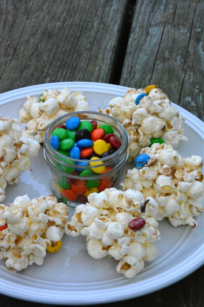 DSC 0955 682x1024 Family Game Night in Three Easy Steps + a M&Ms® Popcorn Ball Recipe!