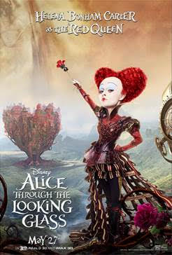 unnamed 103 Disneys ALICE THROUGH THE LOOKING GLASS   See the new trailer and ask Johnny Depp questions during a live Facebook Q&A!!