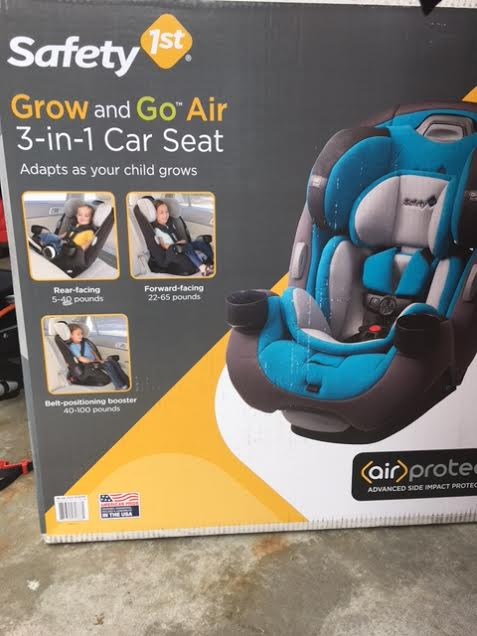 unnamed 119 Why We Love the Safety 1st Grow and Go 3 in 1 Car Seat!