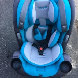 Why We Love the Safety 1st Grow and Go 3-in-1 Car Seat!