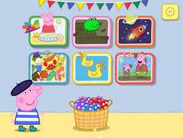 unnamed 2 Peppa Pigs The Golden Boots DVD, App, and TV special!! Come read!
