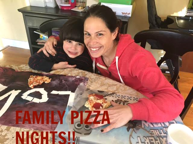 Family Pizza Nights