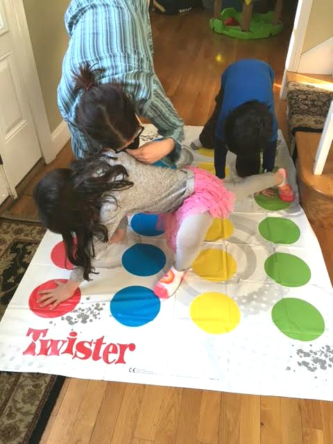 unnamed 24 Family Game Night in Three Easy Steps + a M&Ms® Popcorn Ball Recipe!