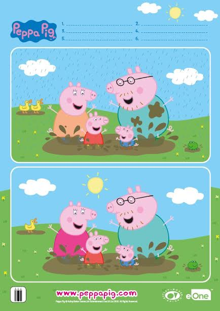 unnamed 4 Peppa Pigs The Golden Boots DVD, App, and TV special!! Come read!