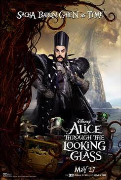 unnamed 96 Disneys ALICE THROUGH THE LOOKING GLASS   See the new trailer and ask Johnny Depp questions during a live Facebook Q&A!!