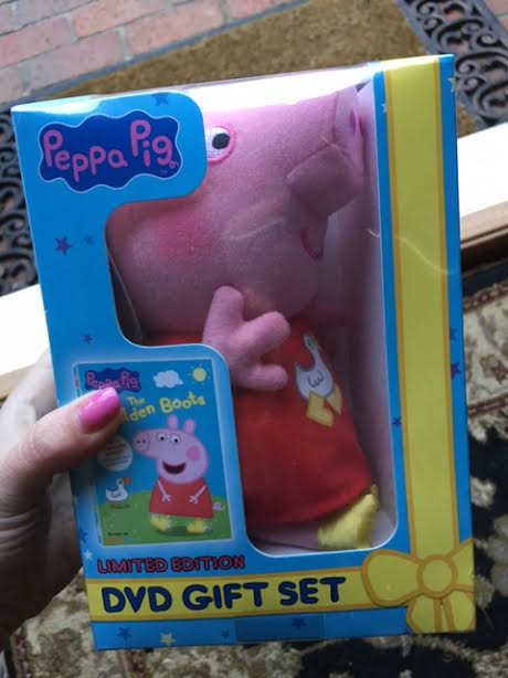 unnamed 97 Peppa Pig and The Golden Boots Spring Package Makes My Kiddos Happy!