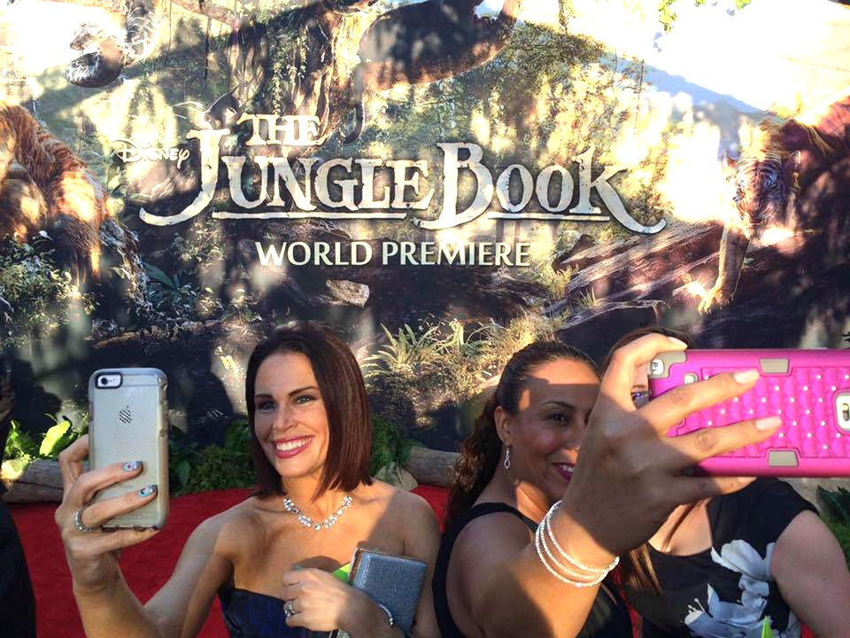 12961672 10154032734974356 8208428348479569506 n I Had the Most Unbelievable Night of My Life Walking the Red Carpet! #JungleBookEvent