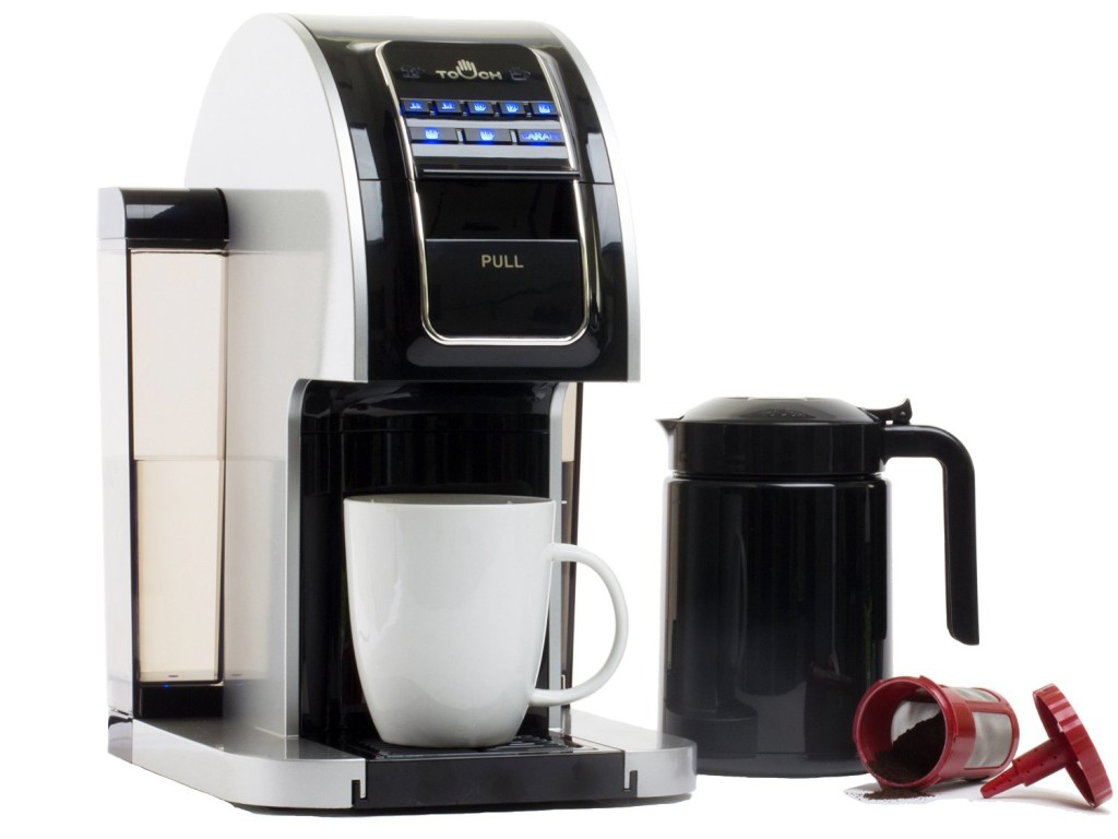 81N77+Hi7DL. SL1500  1024x768 Touch Brewer T526S Coffee Brewing System Review + Giveaway!  $230 value!