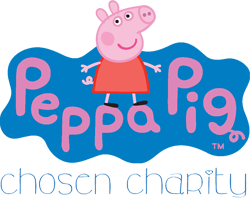 peppa logo April showers bring…muddy puddles.. Peppa Pigs The Muddy Puddles Project!