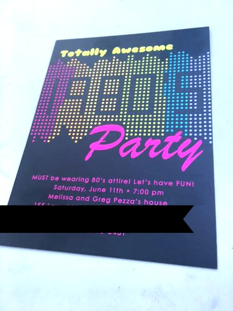 unnamed 212 Going to Rock The 80s with Tiny Prints 80s Invitation!