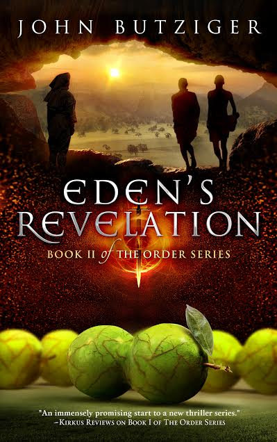 unnamed 91 John Butzigers Latest Book, Edens Revelation, and a $25 Visa Gift Card Giveaway!